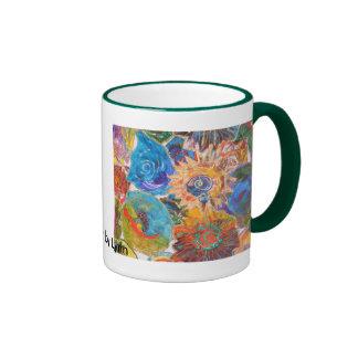 """!""  Art by Lynn Coffee Mugs"