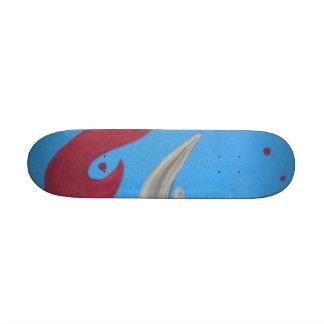art by spring skateboard