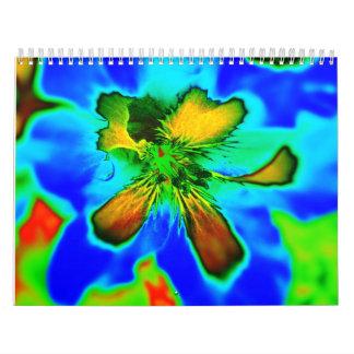 Art calendar Colorful Life