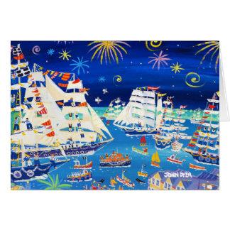 Art Card: Tall Ships and Small Ships 2014 Card