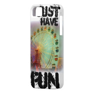Art Collection:  Ferris Wheel Fun Case For The iPhone 5