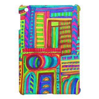 ART COLOR CITY iPad MINI COVERS