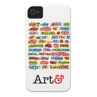 Art & colors iPhone 4 case