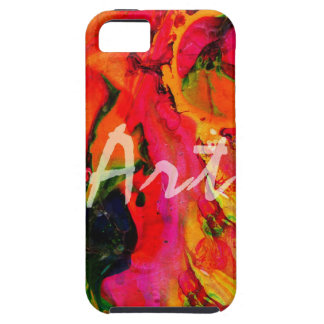 Art Colors, Vintage Paintings Drops Fashion iPhone 5 Cover