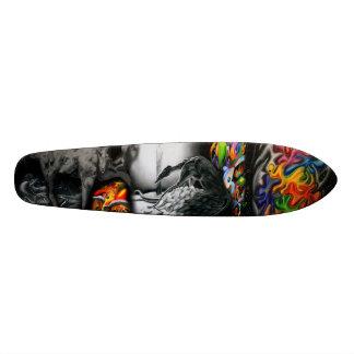 Art Compilation Skateboard