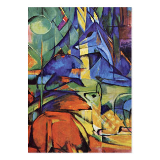 Art Consultant Broker Art Historian - Two Sided Large Business Cards (Pack Of 100)