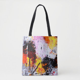 Art Custom All-Over-Print Tote Bag