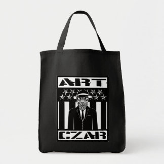 Art Czar Grocery / Tote Bag - Gas Mask #5