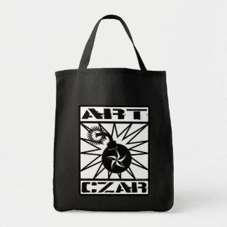 Art Czar Grocery / Tote Bag - Star Bomb