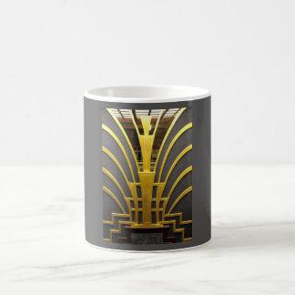 Art Deco Arches Coffee Mug