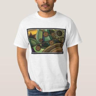Art Deco+Art Nouveau Tee Shirt