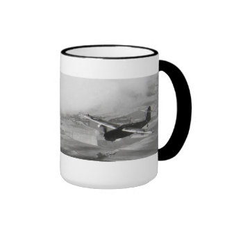 Art Deco Aviation Coffee Mug