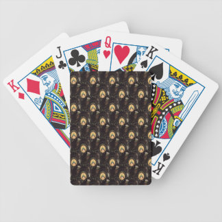 Art Deco Bicycle® Poker Playing Cards