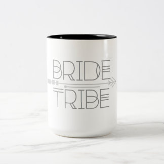 Art Deco Bohemian Bride Tribe | Arrow | Mug