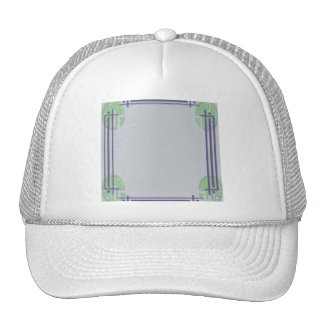 Art Deco Delight Hat
