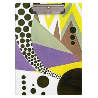 Art Deco Design #10 @ Emporio Moffa Clipboards