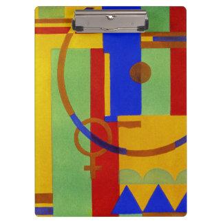 Art Deco Design #11 @ Emporio Moffa Clipboard