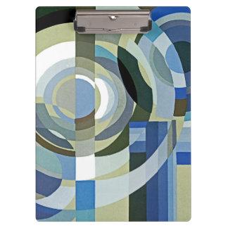 Art Deco Design #1 @ Emporio Moffa Clipboard