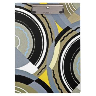 Art Deco Design #2 @ Emporio Moffa Clipboards