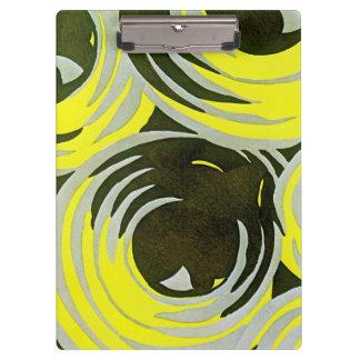 Art Deco Design #3 @ Emporio Moffa Clipboard