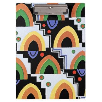 Art Deco Design #4 @ Emporio Moffa Clipboards