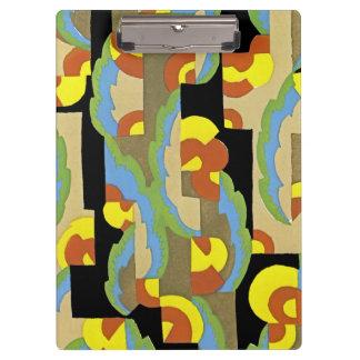 Art Deco Design #9 @ Emporio Moffa Clipboard