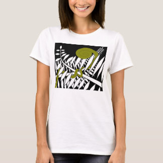 Art Deco Fern T-Shirt