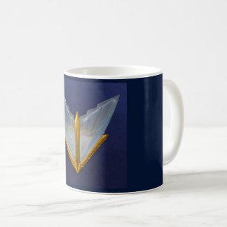 Art Deco Glass Design Coffee Mug