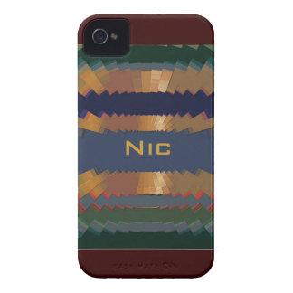 Art Deco iPhone 4 Cases
