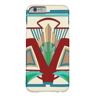 Art Deco iPhone 6/6s Case (Pale Yellow)
