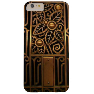 Art Deco iPhone 6 Case in Antique Bronze