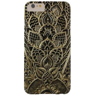 Art Deco iPhone 6 Case in Antique Gold