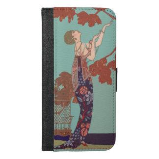 Art Deco iphone 6s/6plus wallet or case