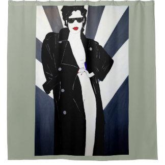 Art Deco Shower Curtains   Zazzle.com.au