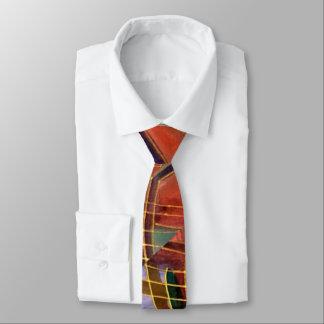Art Deco Men's Tie
