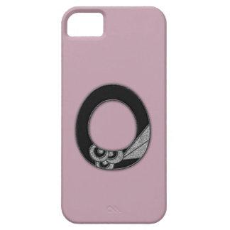 art deco monogram - O iPhone 5 Case