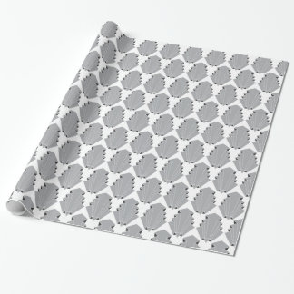 Art Deco Motif Pattern Wrapping Paper