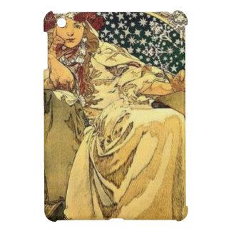 Art Deco Princess iPad Mini Cover