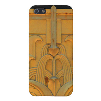 Art Deco-Speck Case iPhone 5/5S Covers