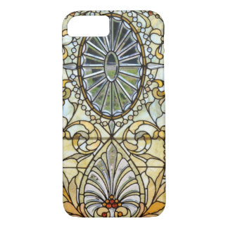 Art Deco Vintage Glass iPhone 7 Case