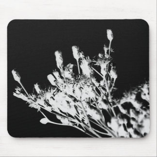 Art Deco Wildflower Mouse Pad