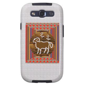 ART Decoration RAM ARIES Zodiac Symbol Astrology Galaxy SIII Cases