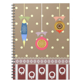 Art Design Background Personalized Notebook