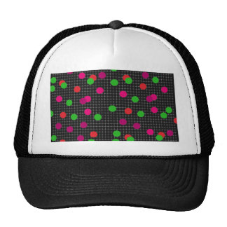 Art Design Patterns Modern classic tiles Beautiful Mesh Hats