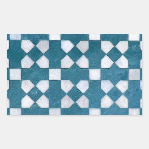 Art Design Patterns Modern classic tiles Beautiful Stickers