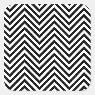Art Design Patterns Modern classic tiles Beautiful Square Sticker