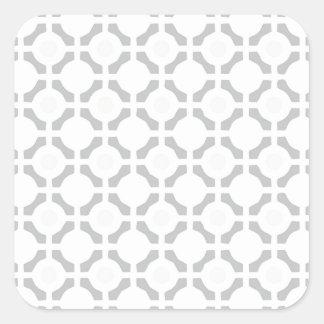 Art design round.jpg square sticker