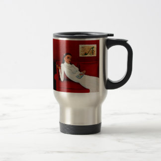 """Art Diva"" Travel Mug"