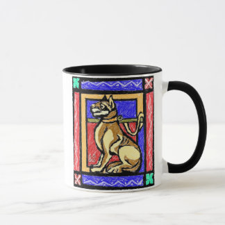 Art Dog Mug