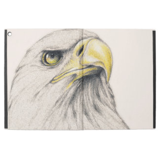 "Art Drawing Of  Eagle iPad Pro 12.9"" Case"